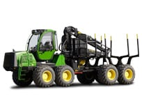 Click here to learn more about our model 1110E Forwarder