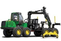 Click here to learn more about our model 1510E Forwarder