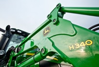 John Deere H Series Front Loaders