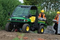 Work Utility Vehicles