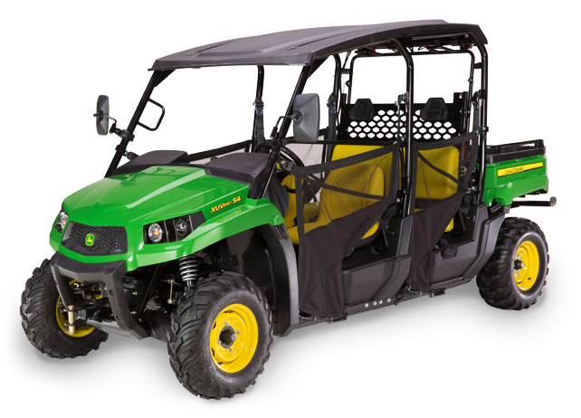 john deere xuv 550 s4 4x4 cross over utility vehicle gator. Black Bedroom Furniture Sets. Home Design Ideas
