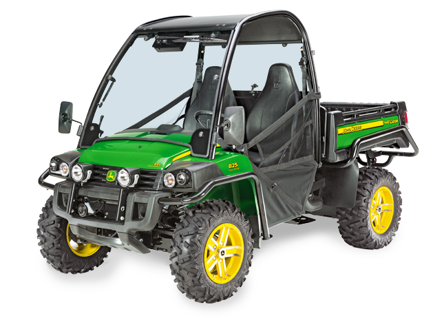 xuv 825i gator crossover utility vehicles john deere int. Black Bedroom Furniture Sets. Home Design Ideas