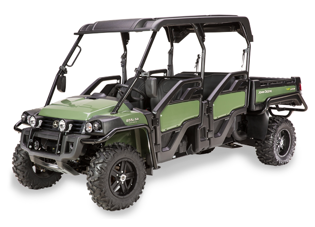 xuv 855d s4 gator crossover utility vehicles john deer int. Black Bedroom Furniture Sets. Home Design Ideas