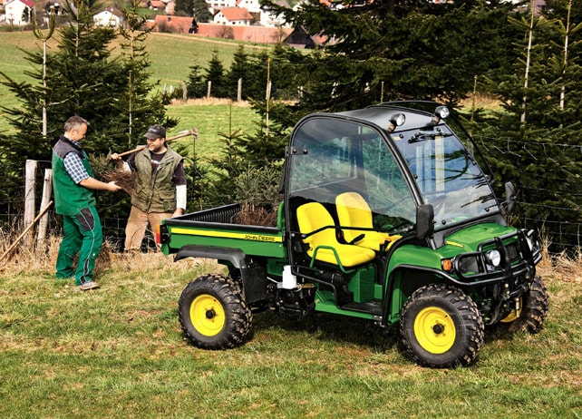 john deere hpx 4x4 work utility vehicles gator utility. Black Bedroom Furniture Sets. Home Design Ideas