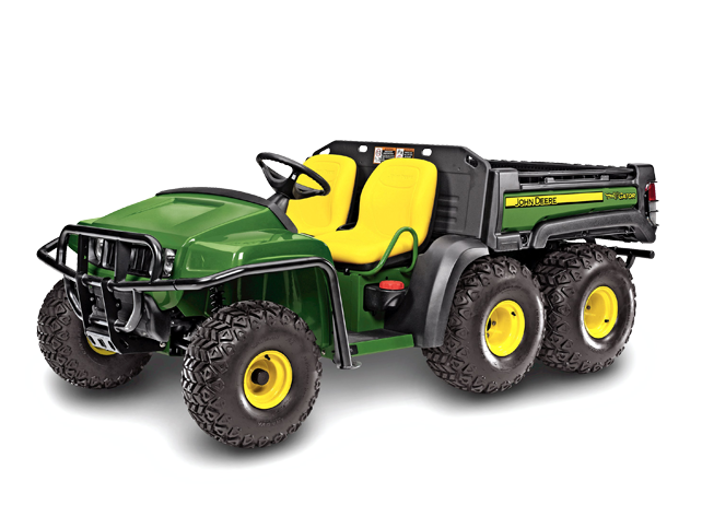 John Deere Gator Plow >> John Deere TH 6x4 Work Utility Vehicles Gator - Utility ...