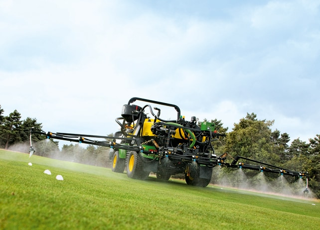HD 200 Sprayer