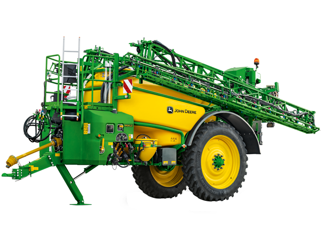 M962i Trailed sprayer