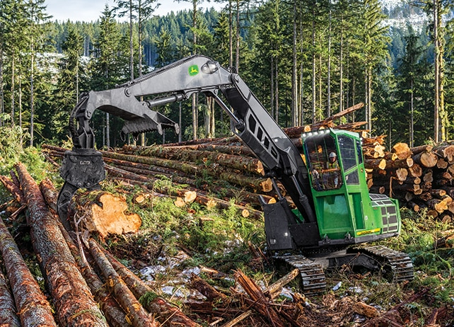 3756G Forestry Swing Machine