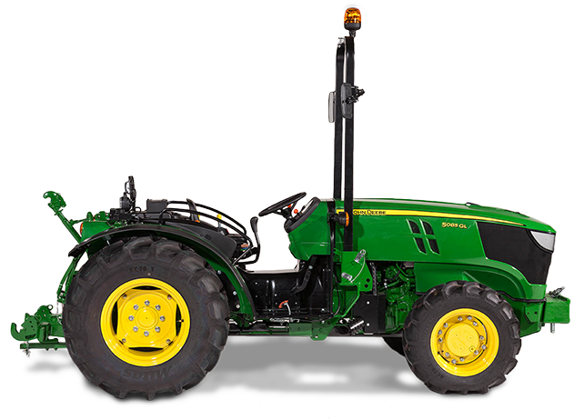 john deere 5075gl 5gl series tractors. Black Bedroom Furniture Sets. Home Design Ideas