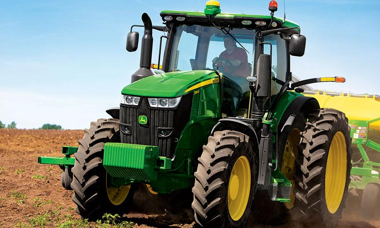 John Deere Row Crop Tractors 7r Series Johndeere Com