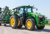 New 8R/8RT Series Tractors