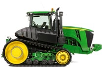 9520RT Track Tractor