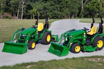 Follow link to Compact Utility Tractors