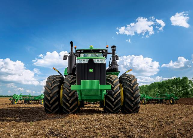 9420R Tractor - 420 hp