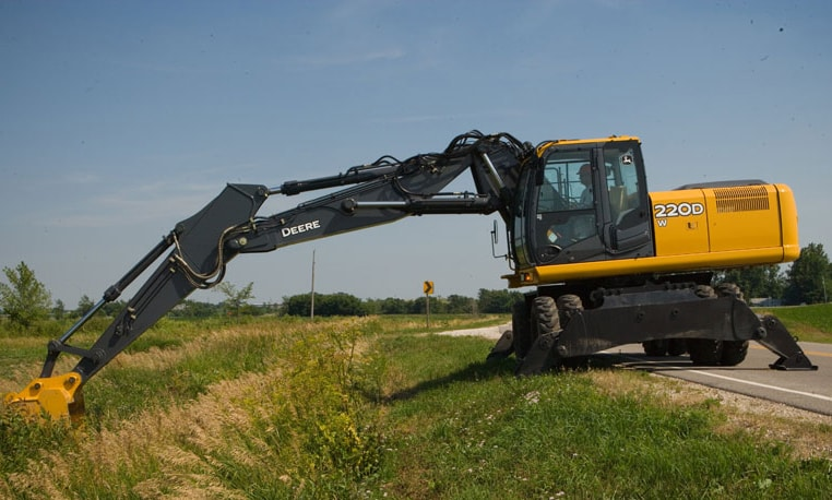Excavators | G-Series | John Deere US