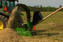 WC11 Series Wood Chippers