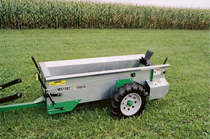 MS11G Series Manure Spreaders