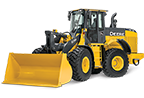 Click here to view wheel loaders