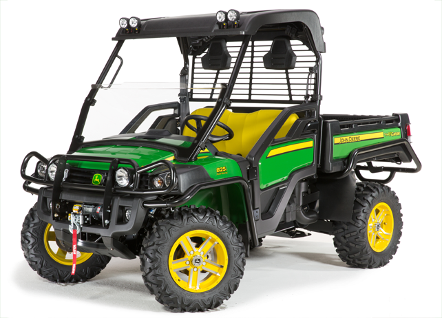 john deere 825i crossover utility vehicle gator utility. Black Bedroom Furniture Sets. Home Design Ideas
