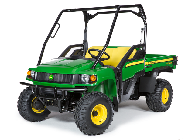 john deere hpx 4x4 hpx series traditional utility vehicles. Black Bedroom Furniture Sets. Home Design Ideas
