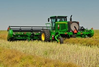 Self-Propelled Windrowers