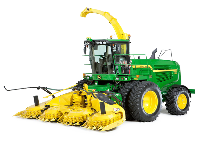 7780 Forage Harvester 7080 Series Self-Propelled Forage Harvesters