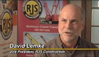 Follow the link to a 764HSD testimonial video