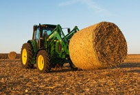 See the Frontier Loader Attachments from John Deere