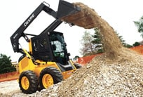 Find out more information on the 300 Skid Steer Loaders