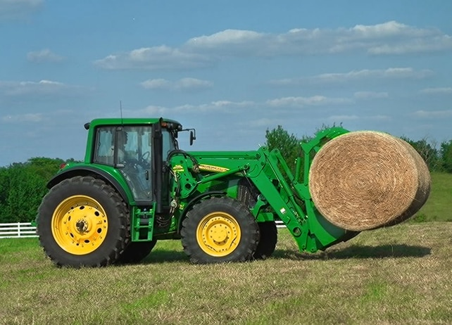 Tractor Attachments Product : John deere loader ag tractor loaders material handling