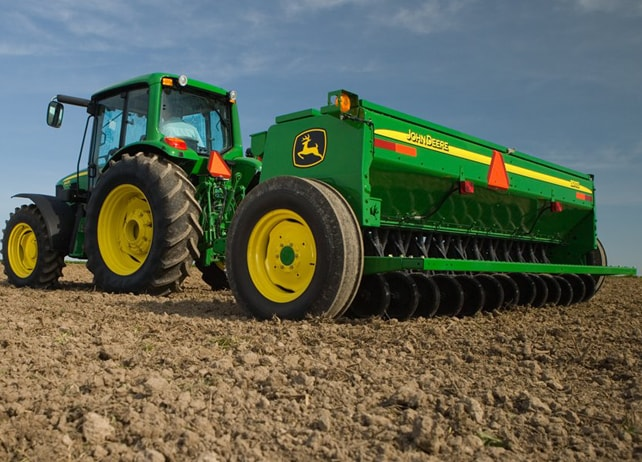 BD11 Series End-Wheel Grain Drills Conventional-Till Drill Series