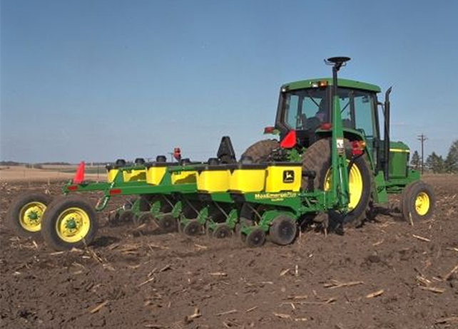1700 Rigid Integral Planter Planting and Seeding Equipment