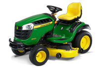 Image of a D160 Lawn Tractor