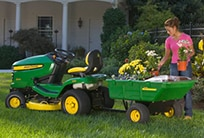 Riding Lawn Equipment for John Deere