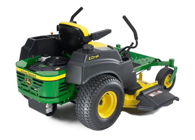 John Deere Zero Turn Mowers : John deere z with in deck zero turn mower johndeere