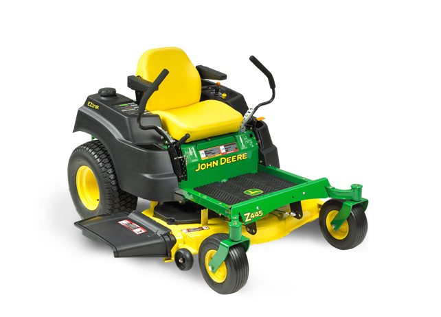 john deere z445 48 in deck eztrak zero turn mowers johndeere com rh deere com