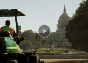Follow link to watch the National Mall restoration video.