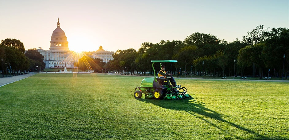 Follow link to view the National Mall video