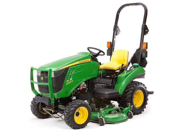 Used Compact Tractor : Sub compact utility tractors e tractor john deere us