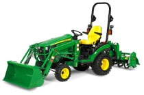 1026R Sub-Compact Tractor