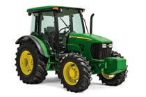 Image of a John Deere 5095M Utility Tractor
