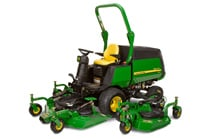 Follow link to Front and Wide-Area mowers brochure