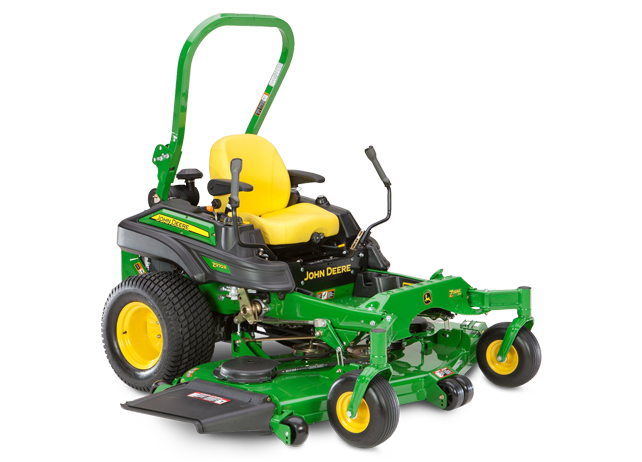 John Deere Zero Turn Mowers : Commercial mowing ztrak™ z r zero turn mowers john