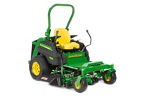View Z997R Diesel zero-turn mower