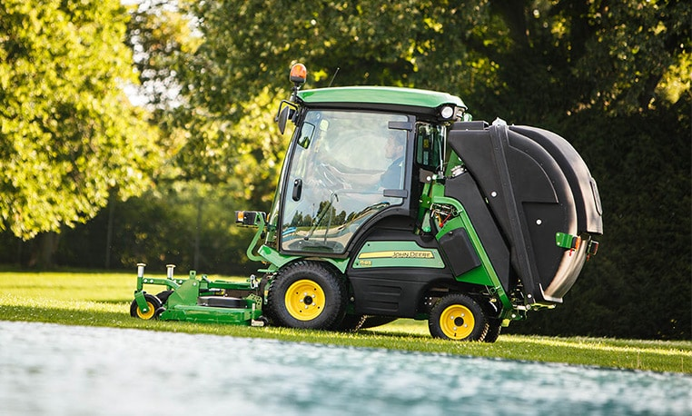 Front mower GLC 1500 Collector