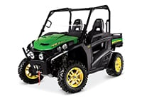 Follow link to Gator™ Utility Vehicles page