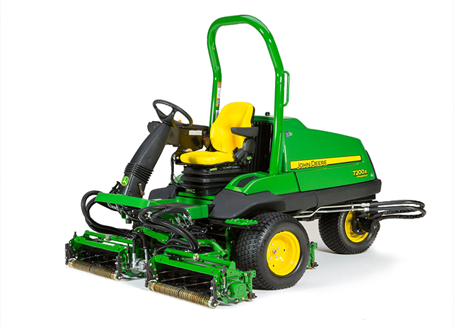 7200A PrecisionCut Trim & Surrounds Mower