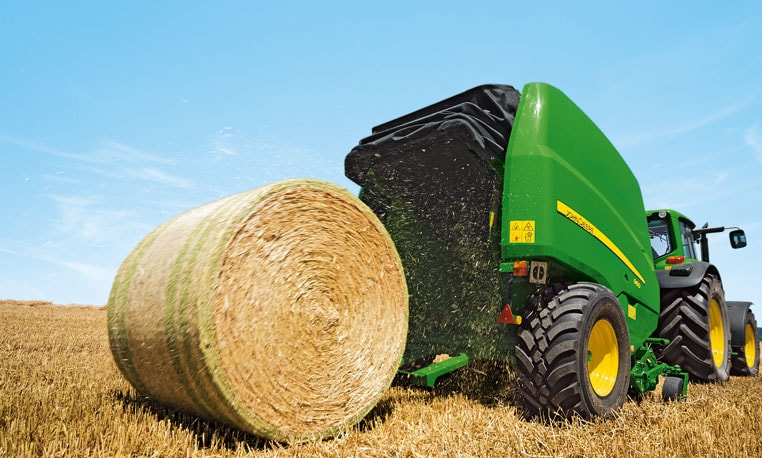 Image of baler for 900 series balers