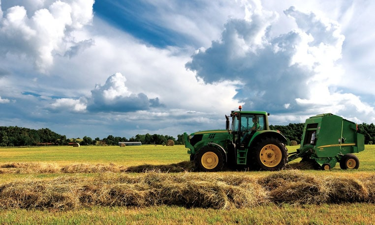 View offer details available for Deere Balers