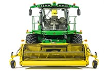 8100 Self-Propelled Forage Harvester